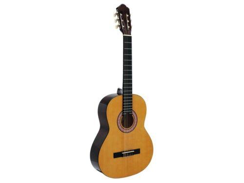 DIMAVERY AC-303 Klassik-Gitarre Ahorn