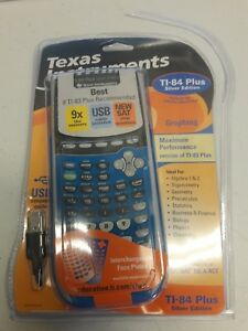 Details about Texas Instruments TI-84 Plus Silver - OEM retail package  Latest OS 2 55