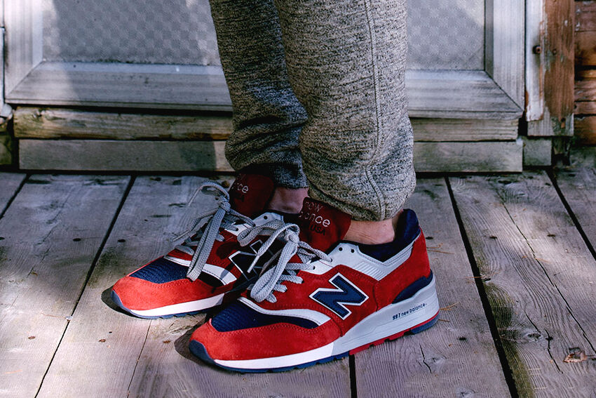MENS NEW BALANCE NB 997 CLASSIC CASUAL M997CSIY MADE IN USA CASUAL CLASSIC RUNNING SHOES 7-12 53699f