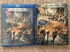 The Darkest Hour (Blu-ray Disc, 2012, 2D/3D) With Slipcover