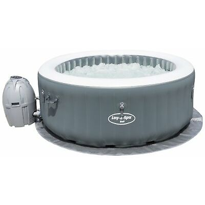 Lay-Z-Spa Bali 2-4 Person 81 Air Jet Electric Hot Tub with LED Lighting