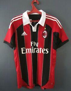 da Uomo adidas Maglia AC Milan