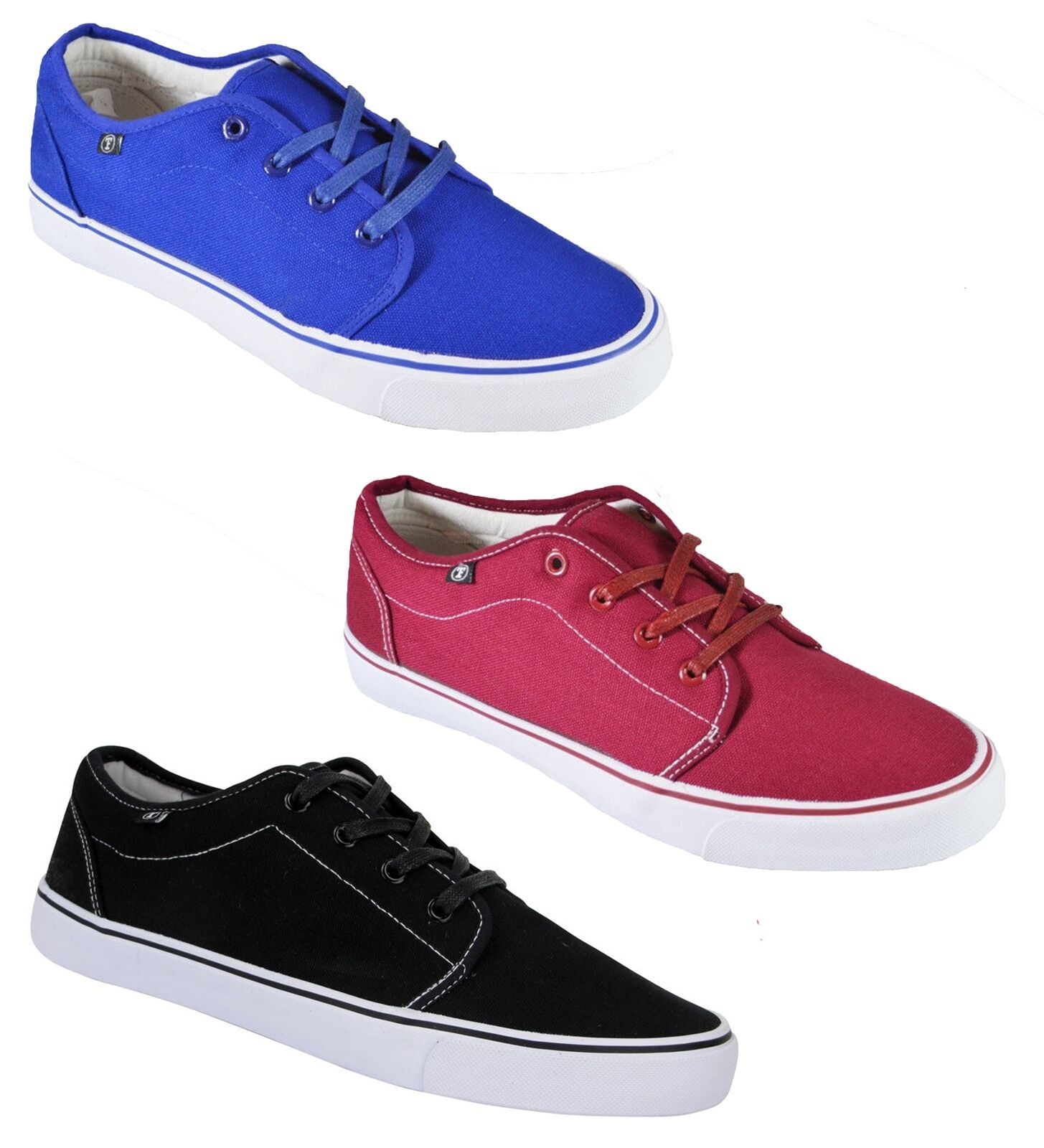 Twisted Faith New Canvas Shoes Footwear Plimsolls Trainers Fashion Footwear Shoes 5ccb67