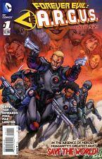 Forever Evil A.R.G.U.S. #1 Unread New Near Mint DC New 52 2013 **28