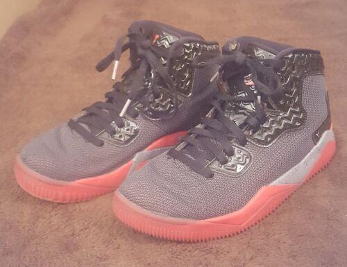 Jordan Retro Lee Spike 2015 Air Fire Red 8 807541 Sz Euc Pe 002 Nike Zwart Forty TlJ3FK1cu