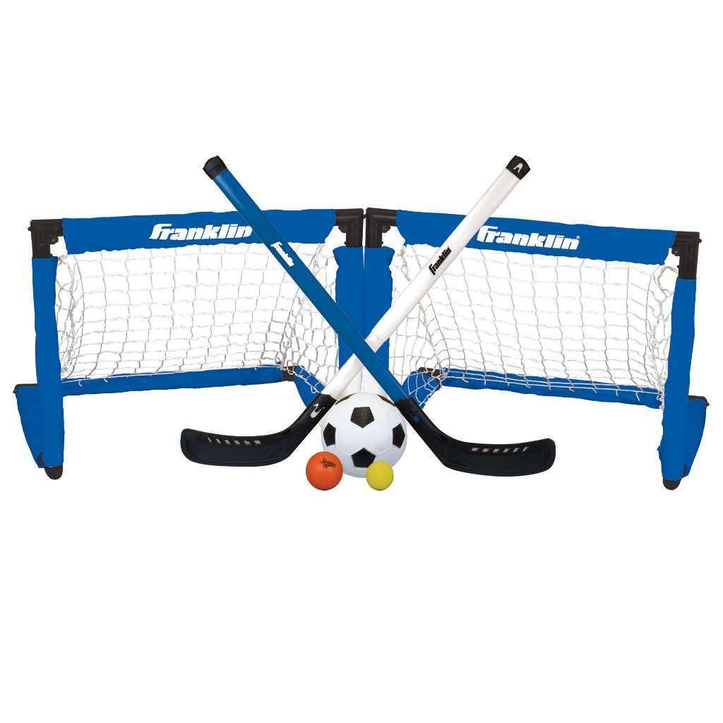 Franklin Sports 3 in 1 Indoor Sport Set