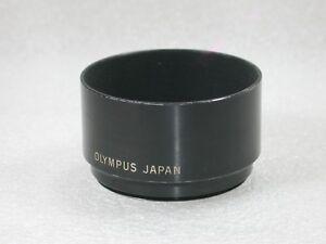 Genuine-Olympus-PEN-F-Metal-Screw-in-Lens-Hood-T-45-Fits-Olympus-100mm-F3-5