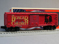 Lionel The Boxcar Children Car O Gauge Train Mystery Alden Warner 6-83340