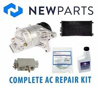 Chevrolet Malibu 07-10 3.5l Complete A/c Reapir Kit Compressor With Clutch on sale