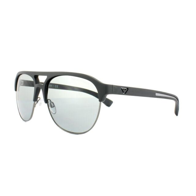 5d5bbcd5913c Emporio Armani Ea4077 5100 1 Mens Sunglasses Collection 2017