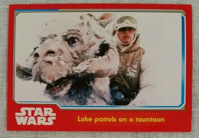 Topps Journey To Star Wars: The Force Awakens Card 50