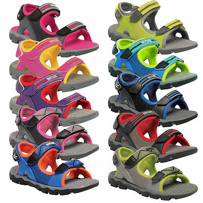 Régate Terrarock Jnr Kids Marche Sandale filles garçons | eBay