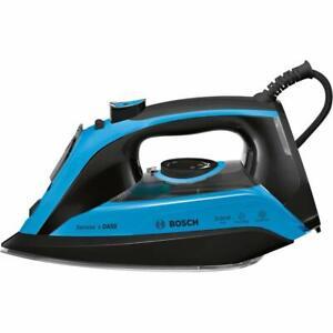 Bosch-Sensixx-039-x-TDA5073GB-Ceramic-Steam-Iron-0-35L-3000W-Blue-amp-Black-B
