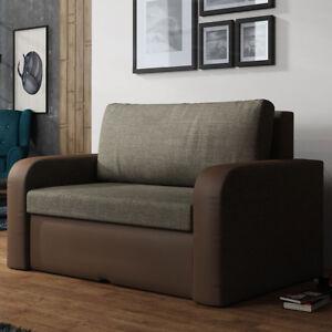 Details zu Sofa Tamina Wohnzimmer Couch mit Schlaffunktion und Bettkasten  Gästezimmer NEU