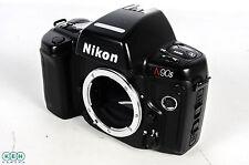 Nikon N90S 35mm Camera Body w/MF25 Data Back