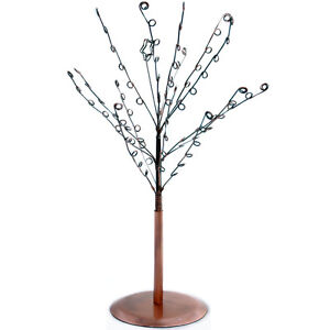 Jewelry-tree-earring-organizer-display-stand-US-Seller