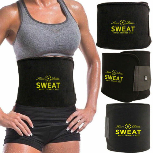 Women Waist Trainer Neoprene Belt Hot Sauna Sweat Body Shaper Tummy Control Slim