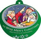 The Wise Men's Christmas by Alex Taylor (Novelty book, 2010)