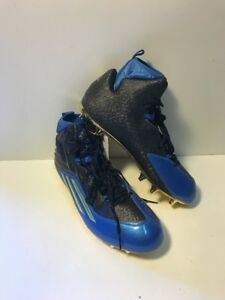 new style a8786 a392c Image is loading NEW-Adidas-Crazyquick-2-0-High-Blue-Gold-
