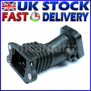 ford focus c max 1 6 tdci 90 ps air inlet manifold turbo hose pipe 3m5q9351eb ebay. Black Bedroom Furniture Sets. Home Design Ideas