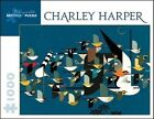 Charley Harper: Mystery of the Missing Migrants: Puzzle by Pomegranate Communications Inc,US (Novelty book, 2009)