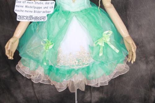 M-3298 s//M//L//xl//xxl aqua vert gothique lolita robe Cosplay Dress Costume Costume