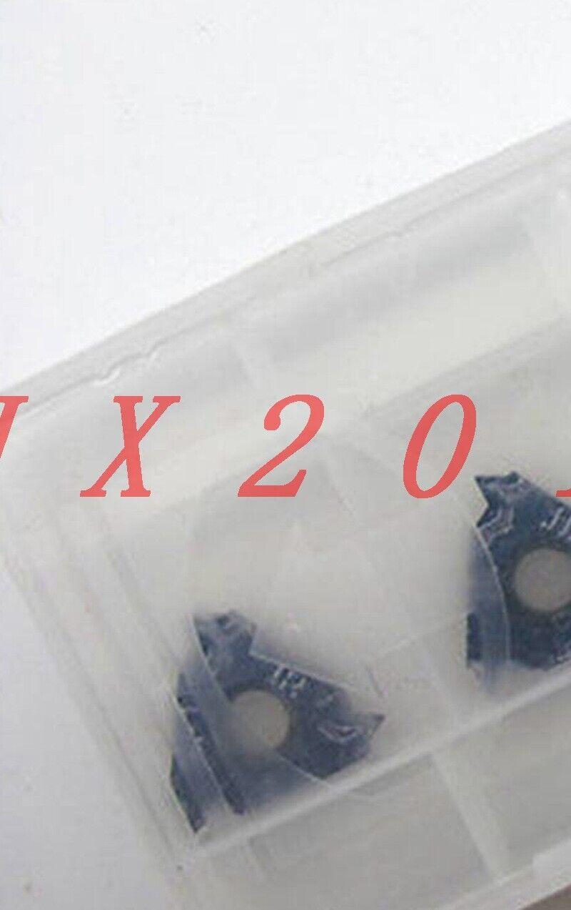 5PCS BOX NEW Tungaloy 16IR115NPT-B AH725