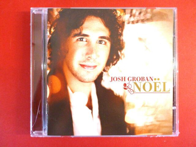 JOSH GROBAN Noel CD
