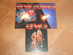 LOT-DE-3-BD-UW1-UNIVERSAL-WAR-ONE-3-tomes-EDITIONS-SOLEIL
