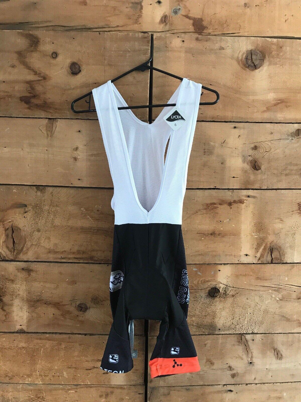 Lycra Pro Bib Shorts Size Small With Padding
