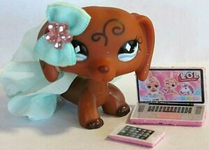Littlest Pet Shop Lps Clothes Accessories Free 640 Dachshund Ebay