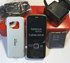 NOKIA N78 HANDY SMARTPHONE QUADBAND BLUETOOTH KAMERA MP3 UMTS EDGE WLAN NEU NEW