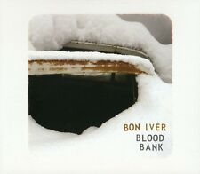 Bon Iver - Blood Bank [New CD]