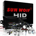 HID Xenon/Led Headlight Conversion KIT H1 H3 H4 H7 H10 9005 9006 880/881 9004/7