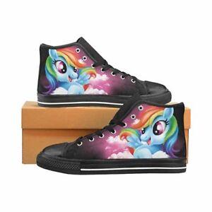 Top Classic About Dash Rainbow Dc Canvas Mlp Details Shoes Pony High My Little Men's OXn08wPk