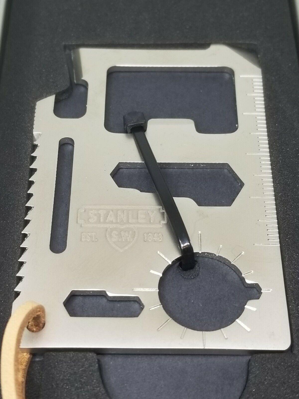 Multi Tool - 10 in 1 Credit Card