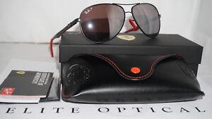4802a18389f Image is loading RAY-BAN-New-Limited-Sunglasses-SCUDERIA-FERRARI-RB8313M-