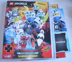 LEGO-Ninjago-Serie-5-Trading-Card-Game-Sammelmappe