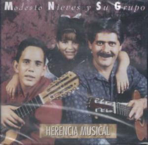 Modesto Nieves y su Grupo Herencia Musical