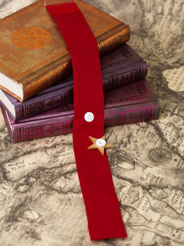 Sailor Moon SuperS Cosplay Costume Sailor Mars Hino Rei Red Collar Band