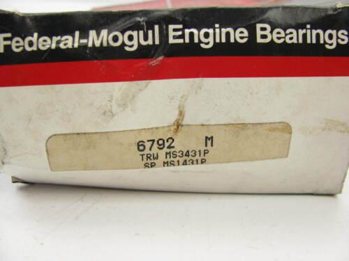 Federal Mogul 6792M Main Bearings Set STANDARD 1973-1982 Honda Civic 1.2L 1.3L