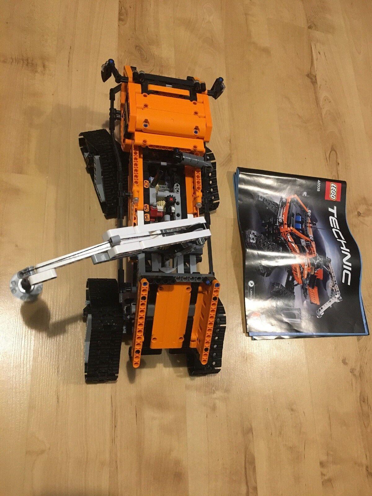 Lego Technic Arctic Truck 42038 VGC