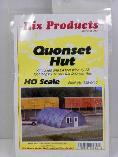 #628-0410 QUONSET HUT NIB HO-Scale Rix