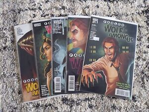 Fables-The-Wolf-Among-Us-1-2-5-7-FIVE-ISSUE-LOT-DC-2015-Video-Game-Adapt