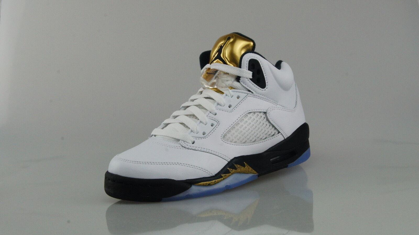 Nike air Jordan 5 5 5 Retro Größe 37,5 (5Y) 8e7a85