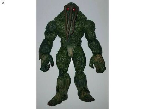 Marvel Legends Marvel Knights COMPLETE MAN-THING BUILD A FIGURE Hasbro