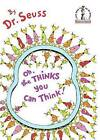 Oh, the Thinks You Can Think! by Seuss Dr (Hardback, 1975)