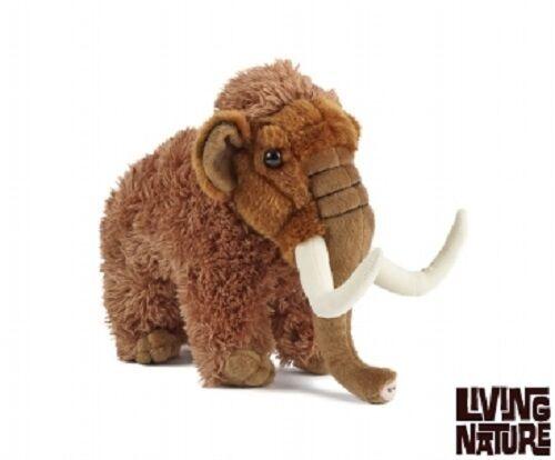VIVENTE NATURA GRANDE Woolly Mammut - morbido Bean giocattolo bambini tenero