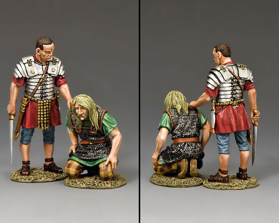 KING & COUNTRY ROMAN EMPIRE RNB001 FOR THOSE ABOUT TO DIE MIB
