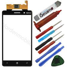 Nokia Lumia 830 Touchscreen Glas Display Digitizer + UV LOCA KLEBER